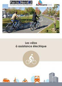 Aerolians - Livret Vélo